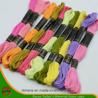 16s/2*6 100% Embroidery Cotton Thread (HAC32S/2*8M)
