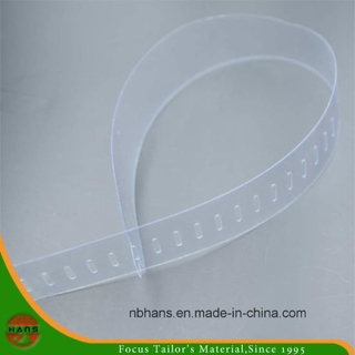 Various Plastic Collar Band for Shirt Packing (HACTP160001)
