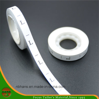 Customized Garment Transparent Size Label (L-03)