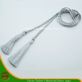Sliver Color Embroidery Thread Tassel (XY-15-9)