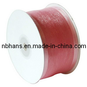 100% Polyester Satin Organza Ribbon