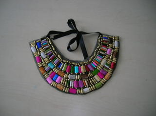Beaded Collar-2 (LY-013)