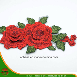 2017 New Design Embroidery Lace (HANS-CH08)