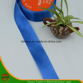 100% Polyester Satin Ribbon Single Face (HANS-86#-122)