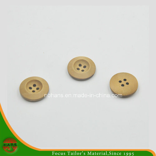 4 Hole New Design Wooden Button (HABN-1623008)