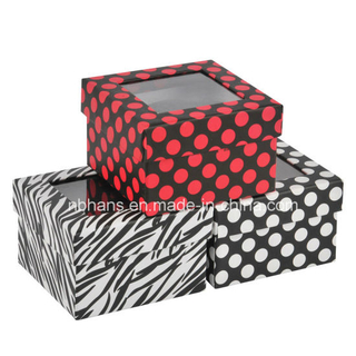 Different Shape Paper Gift Box /Packaging Folding Box