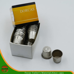 New Design Iron Silver Thimble (HAMTH001)