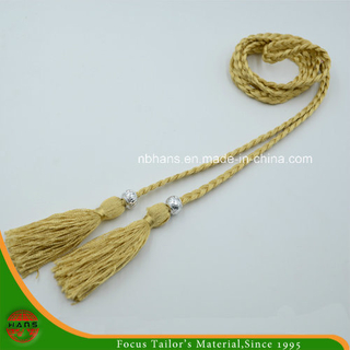 Gold Color Embroidery Thread Tassel (XY-15-3)