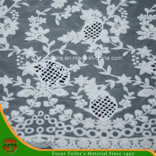 Garment Accessories Milk Wire Fabric Lace (HX007)