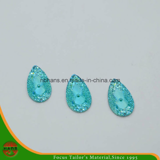 Fashion Stones Sew on Rhinestone Button (HASZR160005)