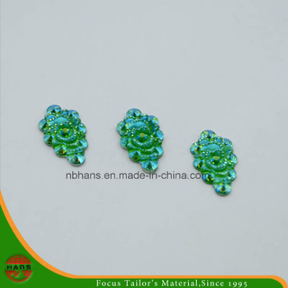 Fashion Stones Sew on Rhinestone Button (HASZR160004)
