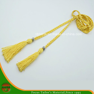 Gold Color Embroidery Thread Tassel (XY-15-8)