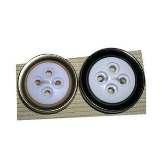 4 Holes New Design Fashion Button (JS-001)