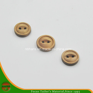 2 Hole New Design Wooden Button (HABN-1615010)