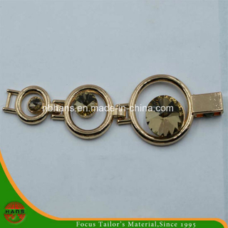 Fashion Metal Lady Shoe Buckle (L-0392)