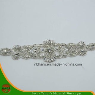 Crystal Rhinestone Belt for Wedding Dress (HAHD160003)