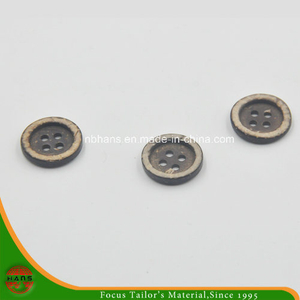 4 Holes New Design Wooden Button (HABN-1612001)