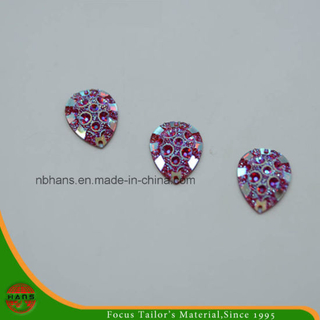 Fashion Stones Sew on Rhinestone Button (HASZR160006)