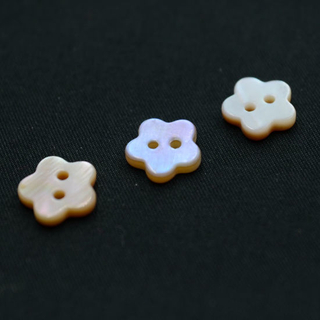 2 Holes New Design Natural Button (T-002)