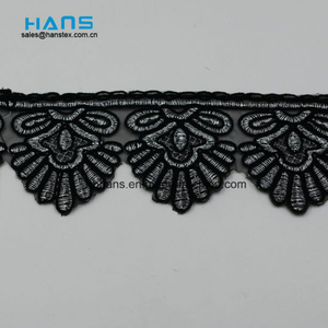 2018 New Design Embroidery Lace on Organza (MLS-1802)