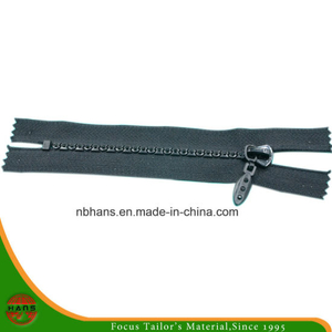 4# Auto-Lock Close-End Diamond Zipper (HANSAX-25)