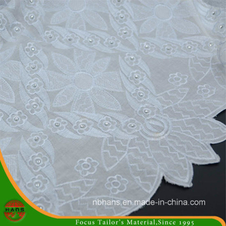Embroidery Cotton Fabric for Garment (HAEF160010)
