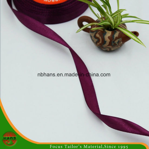 100% Polyester Satin Ribbon Single Face (HANS-86#-123)
