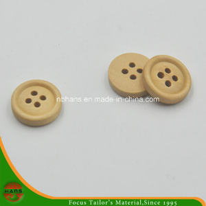 4 Hole New Design Wooden Button (HABN-1615013)
