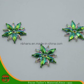 Fashion Stones Sew on Rhinestone Button (HASZR160007)