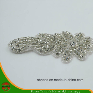 Wholesale Crystal Rhinestone Belt on on Women Dress (HADA160005)