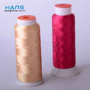 Hans High Quality Anti Humid Silk Thread for Weaving