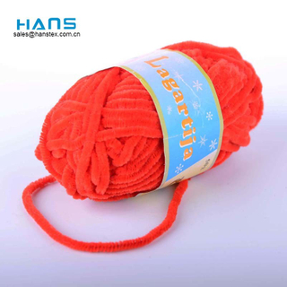 Hans Factory Hot Sales Premium Quality Yarn Hand Knitting