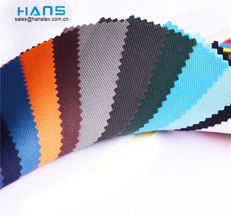 Hans Wholesaler Custom Popular 1200d 900d 840d 700d 300d 210d 150d Oxford Fabric