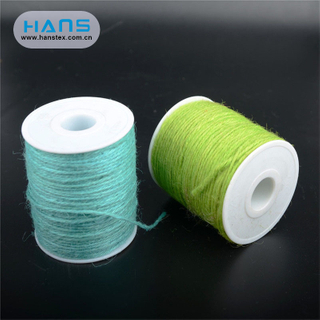 Hans Most Popular Wear-Resisting Hemp Rope