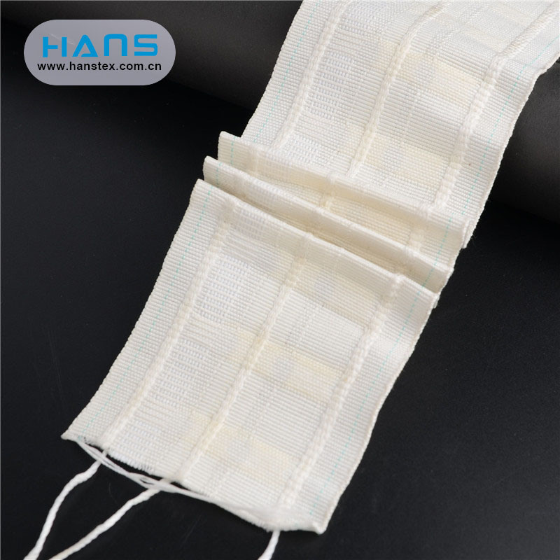 Dsola Free Sample Curtain Tape Polyester
