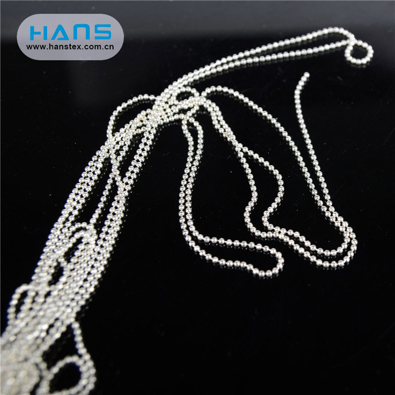 Hans Hot Sale Clean and Flawless Brass Chain