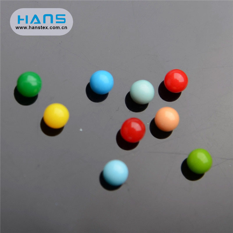Hans Excellent Quality Luxurious Transparent Acrylic Beads