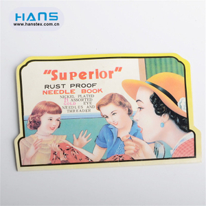 Hans Most Popular Super Selling Mini Easy to Carry Sewing Kit Box