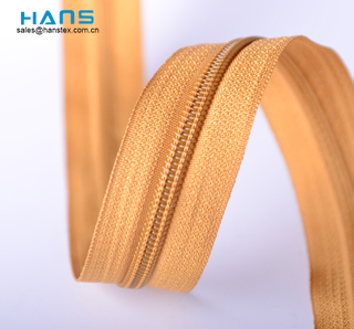 Hans Directly Sell Colorful Zipper Roll Chain