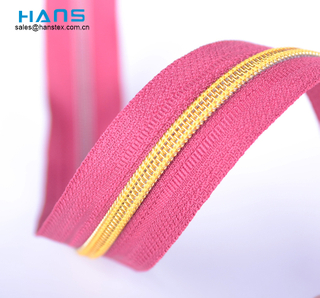 Hans Your Satisfied Colorful Zipper by The Yard Wholesale
