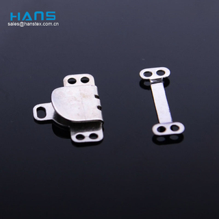 Hans Factory Directly Sell Sewing Two Parts Skirt Hooks