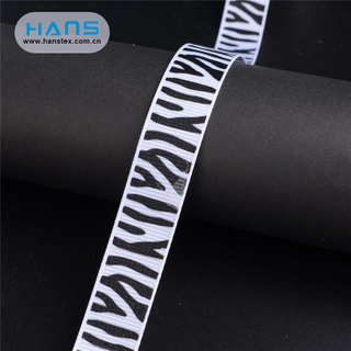 Hans Cheap Wholesale Stylish Branded Ribbon