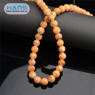 Hans Cheap Price Immaculate Bead Glass Beads