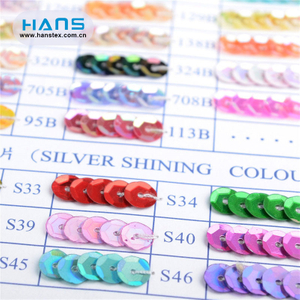 Hans Best Selling Clean and Flawless Pet Sequins