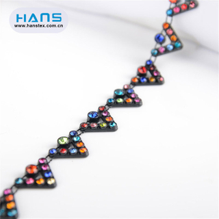 Hans Factory Prices Loose Rhinestone Key Chain