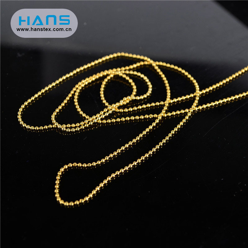 Hans Manufacturer OEM Various Golden Chain