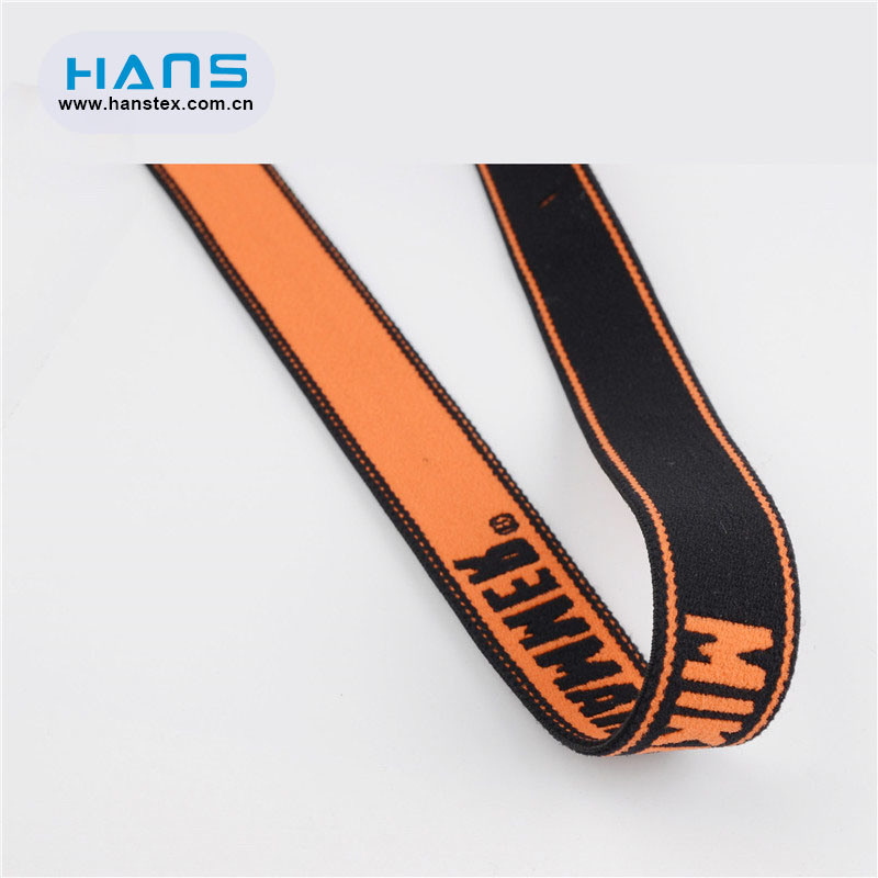 Hans Best Selling DIY Jacquard Elastic Band