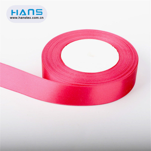 Hans 2019 Hot Sale Fashion Design Satin Ribbon Manufacturers