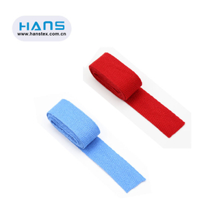 Hans Cheap Promotional Wholesale Good Looking Custom Printed Cotton Tape