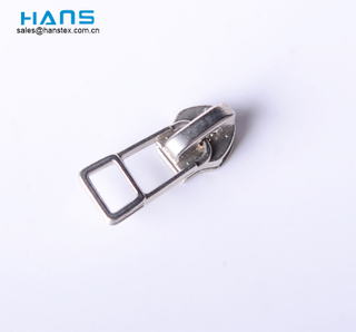 Hans Factory Direct Sale Locking Zipper Pull